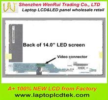 Original HD For HP A+ BT140GW02 14.0 Laptop Screen