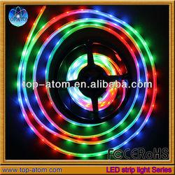 Waterproof, DC12V/24V input, dream color, decoration use, IC6803 chip, RGB 6803 led strip light