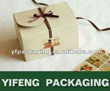 2012 Hot sale new design mini cupcake boxes