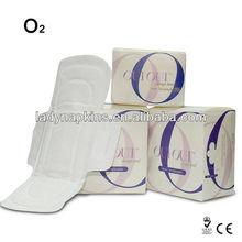 Top grade feminine disposable sanitary pad