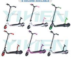 folding kick scooter