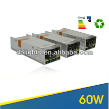 high power led transformer 24v 60w CE/RoHS