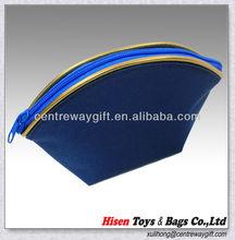 Funky royal blue evening bag