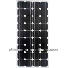 solar pv module 130w solar panel with frame,panel for solar system