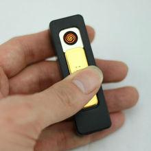 new invention 2013 Silfa Super mini USB ligher promotional item
