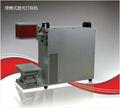 portable 10w 20w 50w fibra marcação do laser da máquina papelcrepe preço de fábrica