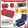 logistics giveaway souvenir pvc container usb pen drive gift mini container usb flash drive