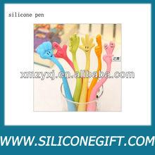 Hand Shape Silicone Pen