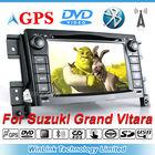 7 inch touch screen S100 platform radio gps dvd suzuki grand vitara
