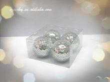xma bell craft supplies mini disco mirror ball