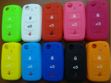 vw golf passat remote key cover,smart car key silicone cover