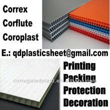 Corrugated Polypropylene Slip Sheet