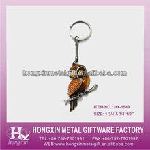 2013 New Product HX-1549 Owl Shaped Lexus Key Chain