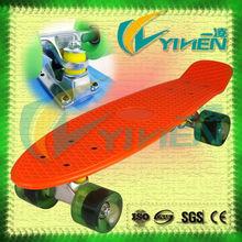 4 pu wheels skateboard , long board, long skateboard