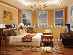 Luxury King Sizes Bedroom Hotel Furniture