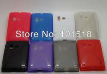 New X-Line TPU Silicone Gel case for Nokia Lumia 505