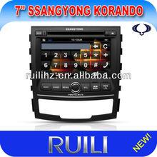Ssangyongkorando Auto radio 2 Din Car Radio