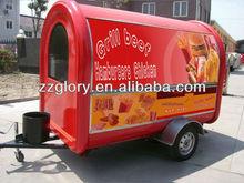 Multifunctional Mobile Kitchen Food Van