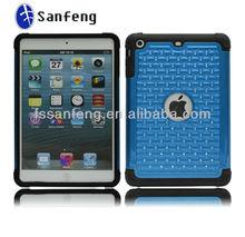 Factory promotion!!!! Best seller bling diamond crystal star hard case cover for ipad mini