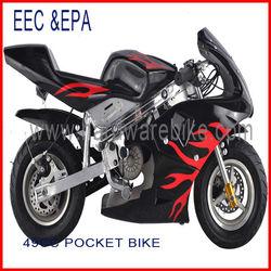 gas powered pocket bikes for sale (HDGS-801 49cc)