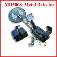 profondo terra metal detector md5008 metropolitana oro metal detector a lungo raggio