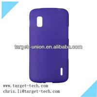 Fashionable design for LG Nexus 4 E960 TPU case