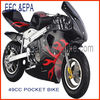 Hot 49CC pocket bike with EPA Certification(HDGS-801)