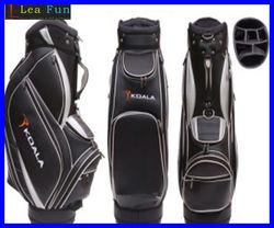 Golf Bag Golf Cart Bag With PU Material