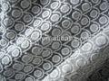 nylon e rayon tessuto di pizzo per la tenda