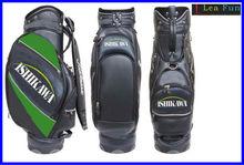 PU Material Golf Cart Bag