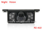 car rearview night vision camera, suitable for truck,bus,Van, waterproof and good quality