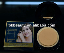 2013 High Quality Flawless Moisturizing Skin Compact Makeup Face Powder Foundation With Mirror