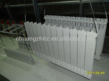 Radiator electrophoretic painting line