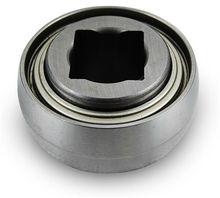 Square bore bearings