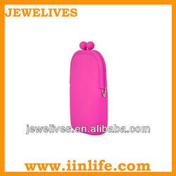 custom silicone waterproof phone bag for iphone