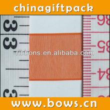 Torrid Orange silk organza ribbon