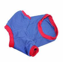 2013 Puppy Clothes Cotton Superman T-Shirt