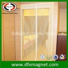 door rubber magnetic stripe