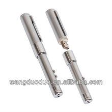 custom logo usb pen laser pointer pen 32gb