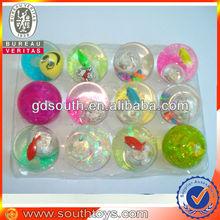 10cm bouncing balls with flashing light