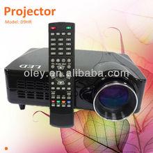 lcd projektor DVB-T projektor 1080p led with TV recording function, 2200 lumens, hdmi/ vga/ s-video/ usb/ sd/ av/ scart