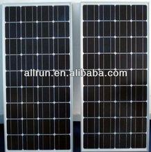 HOW SALES 130w mono solar panel