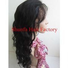 Brazilian hair stock full lace wigs