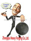 ZD-Forged Grinding media Manganese Steel Ball