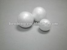 glitter christmas foam ball ornament