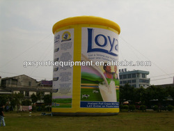 2013 Popular and best sale commercial inflatable oxford cloth model