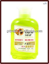 Foaming hand liquid soap high end liquid hand soap 160ml/500ml