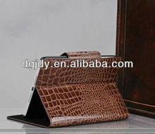 Hot sale for leather ipad mini case