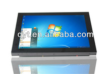 17inch Desktop commercial computer with four-lines resistive touchscreen