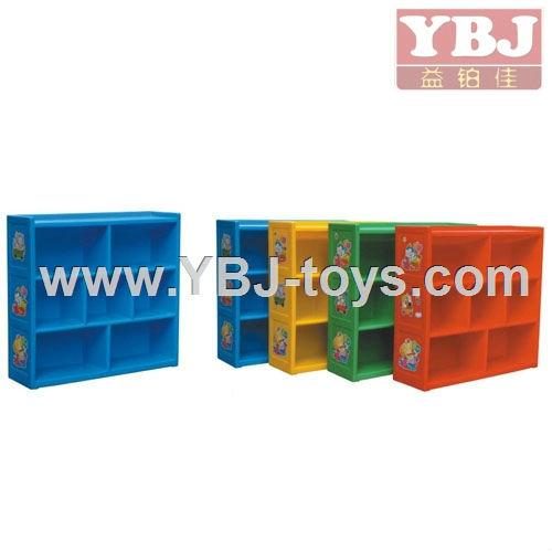 Modern children storage cabinet